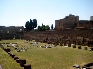 Roman Forum.