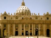St. Peter's Basilica.