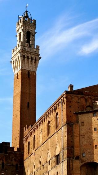 Torre del Mangia.