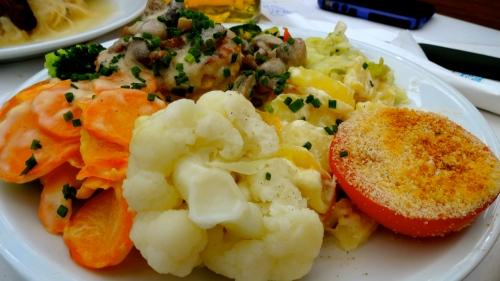Vegetarian Option for My Friend Sara.
