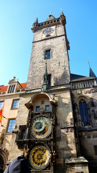 Astronomical Clock.