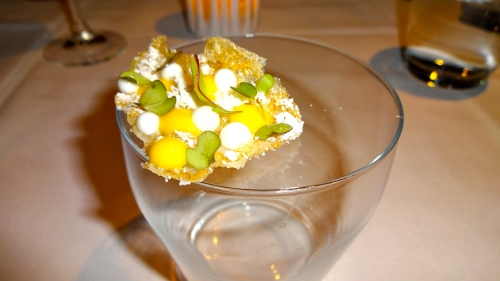 Rice Cracker, Corn, Yogurt.