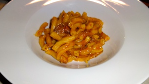 Caserecci with Short Rib Ragù.