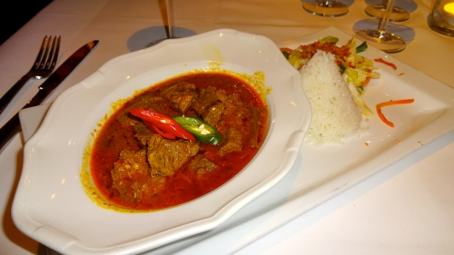 Beef Curry.