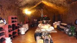 Inside Their Cantina.
