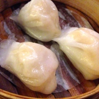 Shrimp Dumplings.