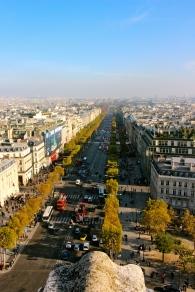 Champs-Élysées.