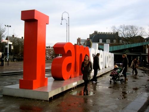 Amsterdam Sign!