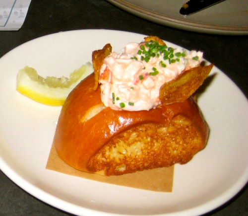 Mini Lobster Roll...To Die For!