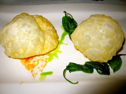 Phyllo Pastry with Turkish Cheese.