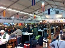 Inside the Fair.