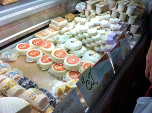 Amazing Cheeses.