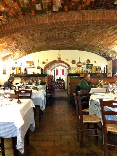 Cute Restaurant Where We Had Lunch.
