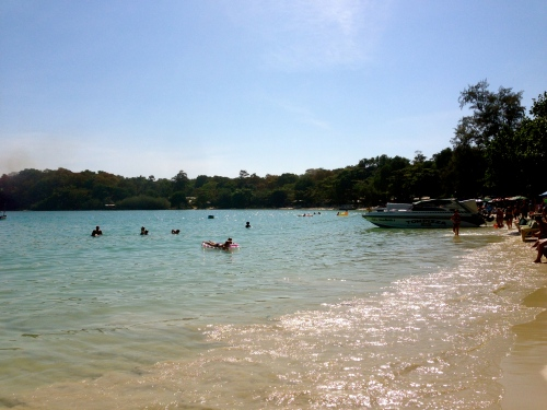 Koh Samet Island.