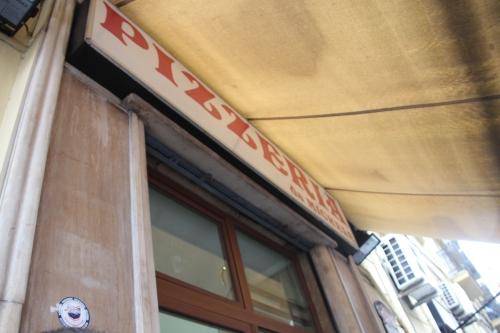 The Famous Pizzeria!