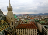 View of Vienna.