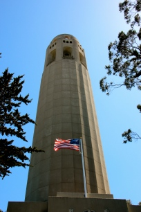 Coit Tower.