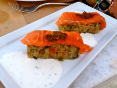 Dolma Sushi.