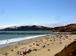 Avila Beach.