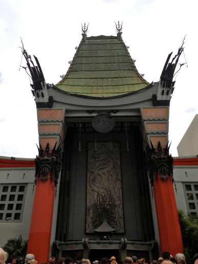 Chinese Theater.