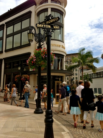Rodeo Drive.