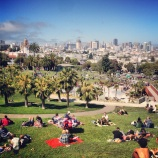 Perfect Day at Dolores Park.