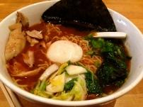 Ramen at Momofuku Noodle Bar.