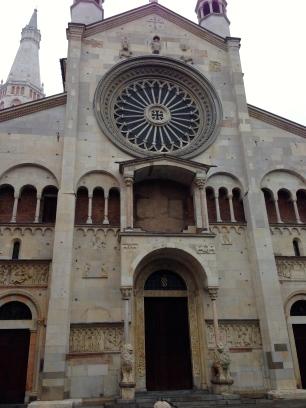 Duomo di Modena.