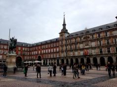 Plaza Mayor.