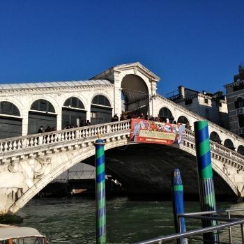 Rialto Bridge.