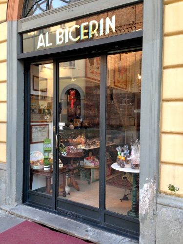 Al Bicerin, Great Coffee Shop!