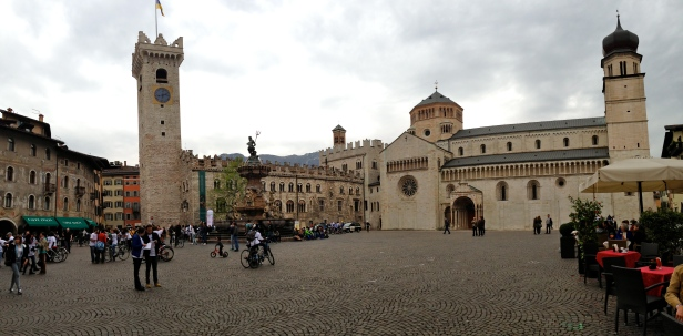 Piazza del Duomo.