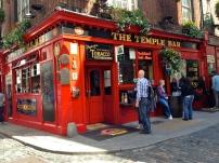 Famous Temple Bar!