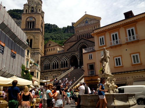 Town of Amalfi.
