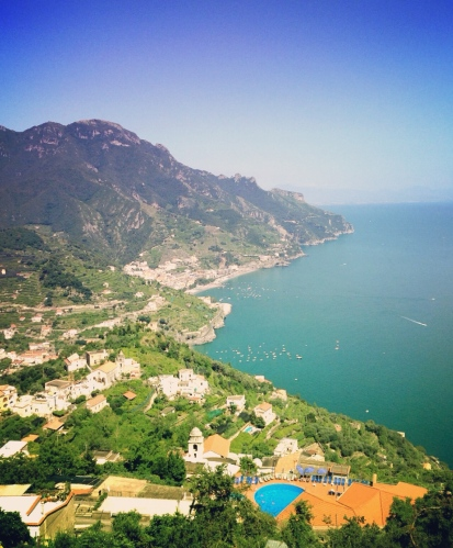 Stunning View from Ravello.