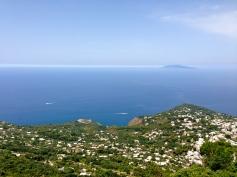View of Capri.