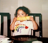 That Corn is Bigger Than My Head!