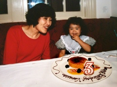 Proof I Was Happiest When Food Was Around!