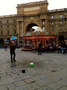 Piazza Repubblica.