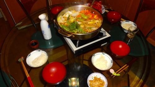 Sukiyaki.