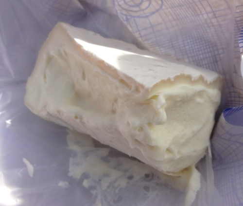Camembert di Bufala Cheese.