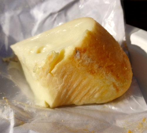 Brescianella Stagionata Cow Cheese.