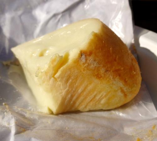 Brescianella Stagionata Cow Cheese.