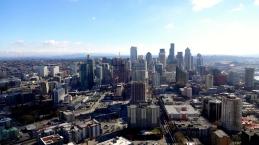 Downtown Seattle.