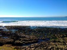 Shell Beach.