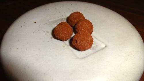 Mini Truffles (7/10).