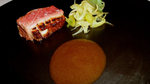 Duck with Fennel