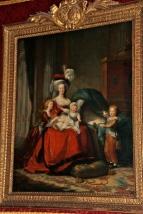 Marie Antoinette Portrait.
