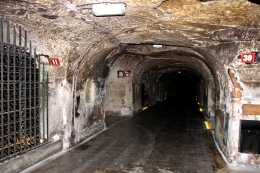 Cellars of Moët & Chandon.