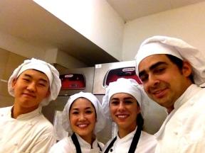 Ganzo Kitchen Crew.